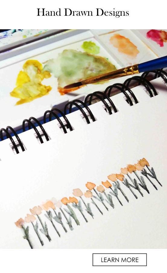 Hand Drawn Designs